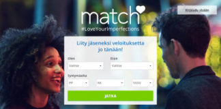 Match.com kokemuksia