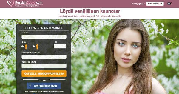 and nainen venäjältä