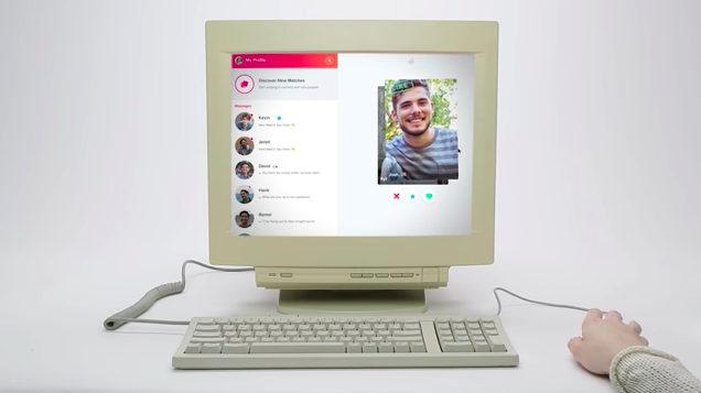 Tinder tietokoneelle