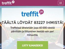 suomi24 treffit kokemuksia